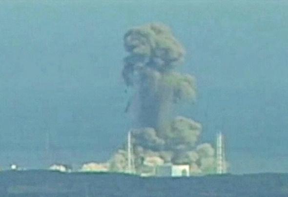 福島の原発事故