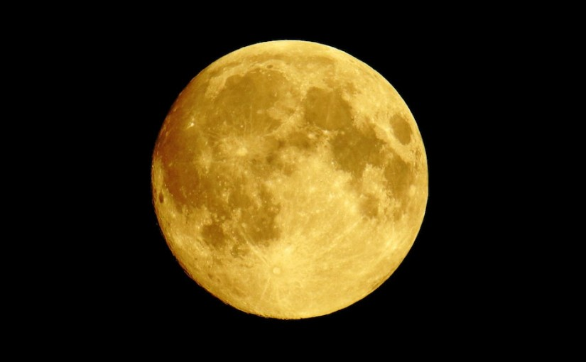 いさどんの七夜物語 – 第五夜 「満月」