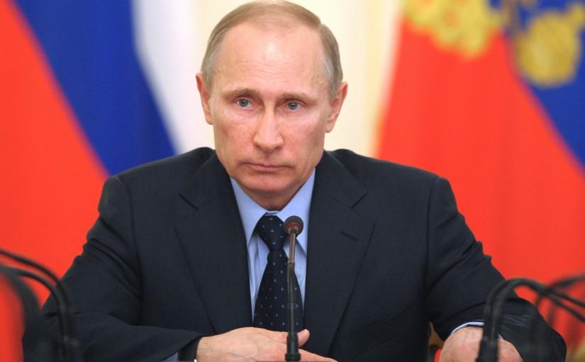 『シリーズ激動の世界』より  ②大国復活の野望~プーチンの賭け