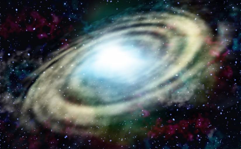 地球意識から銀河系意識へ